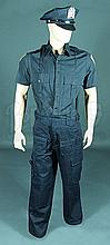 IS040 - Iron Sky - NYPD Officer Costume