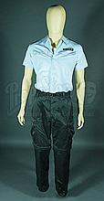 IS091 - Iron Sky - USS George W Bush Spaceship Crew Costume