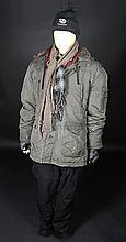 IS052 - Iron Sky - Washington's (Christopher Kirby) 'Hobo' Costume - 052