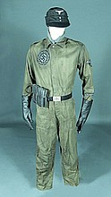 IS057 - Iron Sky - Washington's (Christopher Kirby) Mechanic Costume