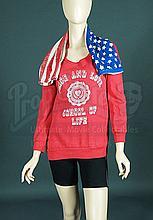 IS027 - Iron Sky - President's (Stephanie Paul) Original Sports Wear Costume