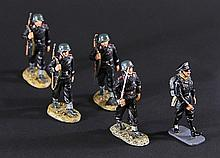 IS275 - Iron Sky - Set of Prop Minature SS Soldiers