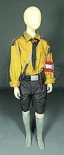 IS069 - Iron Sky - German School Boy's Costume