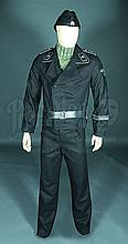 IS044 - Iron Sky - Gottendammerung Crew Officer Costume