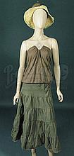 IS184 - Iron Sky - Marajuana Farmer Woman Costume