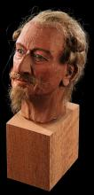 THE ADVENTURES OF BARON MUNCHAUSEN  (1988) - Baron Munchausen's (John Neville) Puppet Head