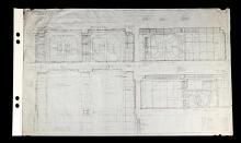 ALIEN (1979) - Hand-Drawn Nostromo Hangar Pencil Illustration