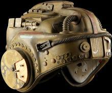 ALIEN (1979) - Nostromo Emergency Helmet