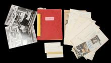 AND NOW THE SCREAMING STARTS! (1973) - Annotated Script and Ephemera