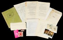 APOCALYPSE NOW (1979) - Production Paperwork, Memos and Notes