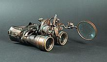 IS233 - Iron Sky - Prop German Binoculars