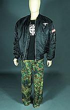 IS137 - Iron Sky - Thug Costume