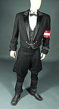 IS008 - Iron Sky - Klaus' (Gotz Otto) Formal Costume