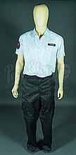 IS092 - Iron Sky - USS George W Bush Spaceship Crew Costume