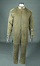 IS018 - Iron Sky - German Spaceship Pilot Overalls Costume