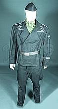 IS046 - Iron Sky - Gotterdammerung Pilot Crew Costume