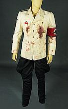 IS020 - Iron Sky - Wolfgang's (Udo Kier) Bloody White Costume