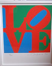Love – (Blue Red Green)
