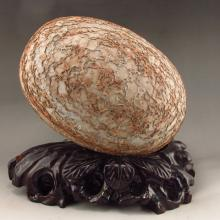 Beautiful Design Natural Watermelon Shape Stone