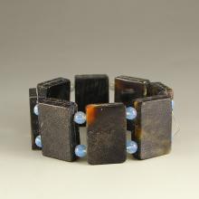 Vintage Chinese Buffalo Horn Bracelet