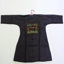 Chinese Qing Dynasty Silk Cloth Official Robe