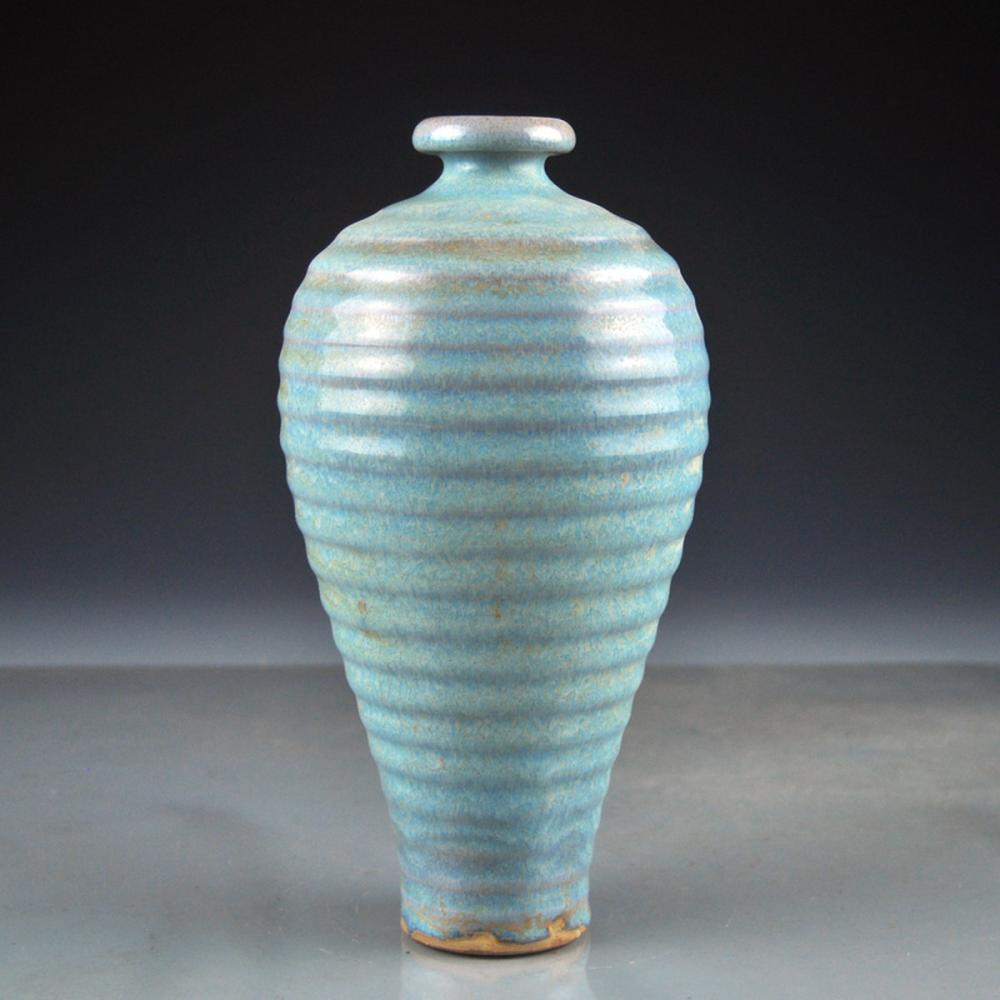 Chinese Song Dynasty Jun Kiln Porcelain Vase