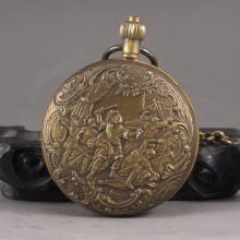 Handmade Pocket Watch