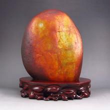 Huge Chinese Natural Hetian Jade Original Stone / Gamble Stone