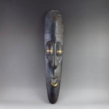 Thailand Handmade Bronze Mask Statue