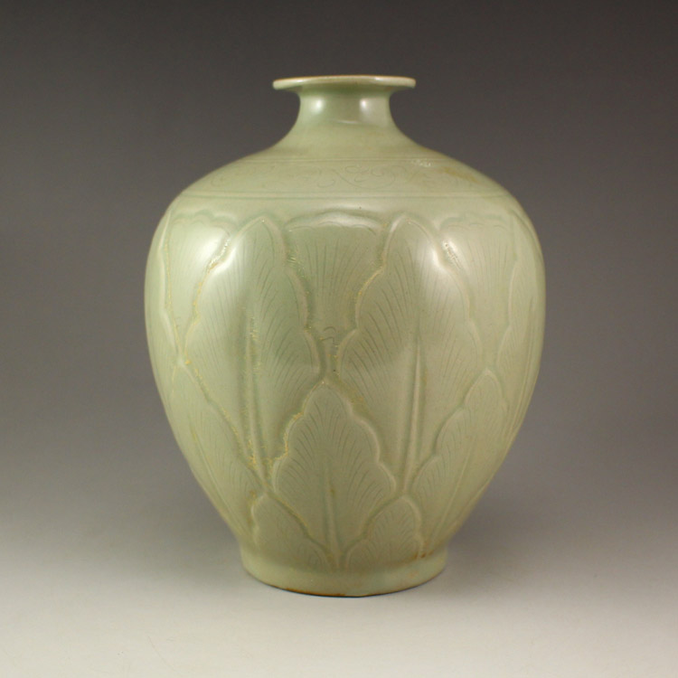 Chinese Song Dynasty Yue Kiln Porcelain Vase
