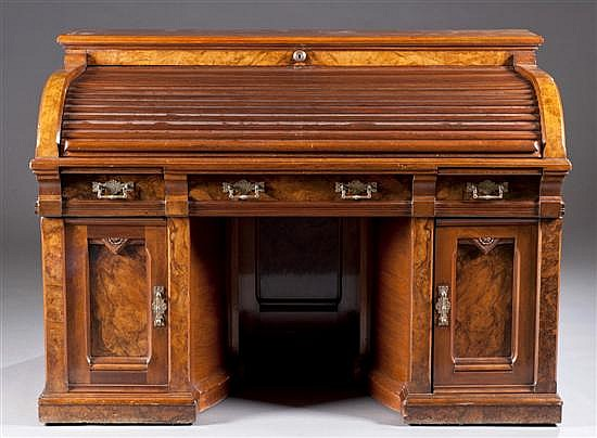 Patented Wooten Victorian Desk, Ca. 1870