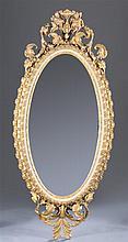 19th Century Louis XVI Style Gilt Frame Mirror