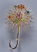 Costume Warner Umbrella Pin