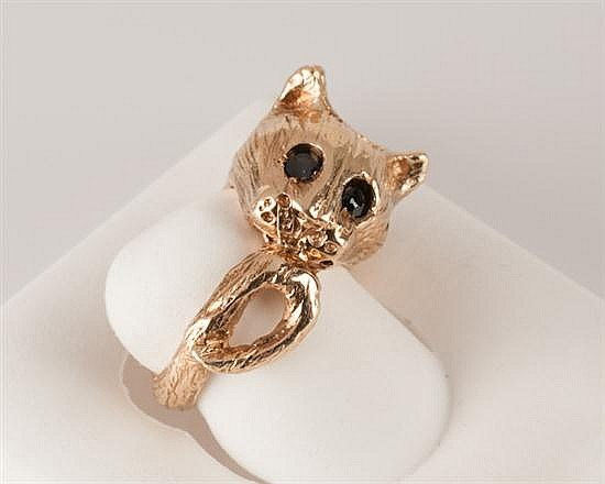 14K Yellow Gold Ring, 14.1 grams,