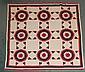 Central Ohio Quilt, 1860-1870
