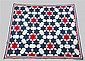 Westmoreland County, Pennsylvania Appliqued Quilt, 1860-1870
