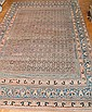 Palace Sized Antique Persian Mahal Carpet
