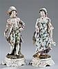 Pair of German Figurines