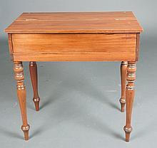 Sheraton Style Piano Desk