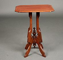 Eastlake Walnut Side Table