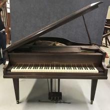 Kimball Baby Grand Rosewood Piano.