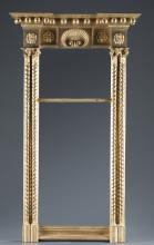 Gilt-Framed Pier Mirror, Late 19th/Early 20th c.