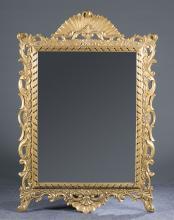 Large Regency-Style Gilt Pier Mirror, 20th c.