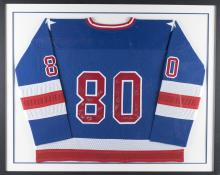 1980 USA Olympic Men's Hockey Team Jersey.