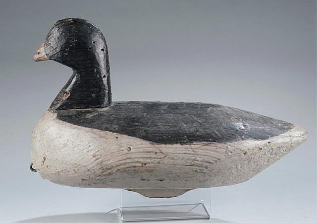Brant Bluebill Duck Decoy