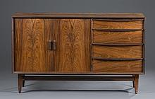Falster Brazilian Rosewood Credenza