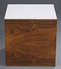 Danish Rosewood Cube