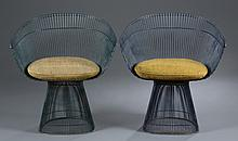 Warren Platner for Knoll Dining Chairs