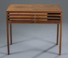 Illum Wikkelso Rosewood Folding Tables