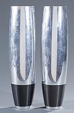 Pair of Lunt Design Works Vases